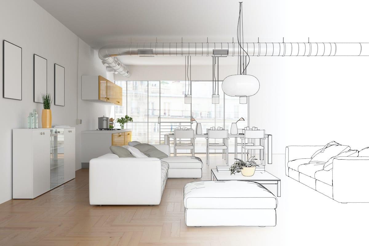 Progettazione di interni: come si affronta un progetto di arredo?